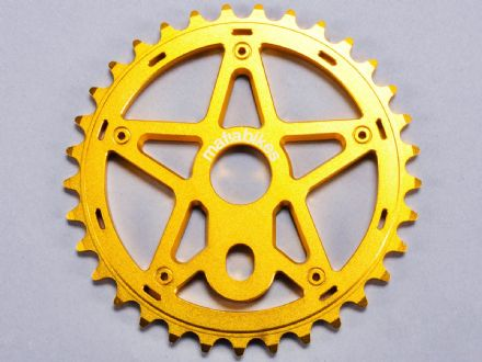 Mafia Gully Sprocket Gold 25T